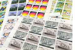 切手の写真