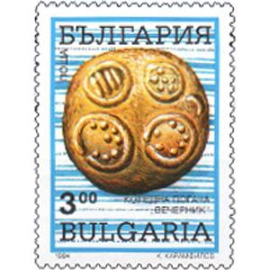 ブルガリアのクリスマス切手(ぶるがりあのくりすますきって)2