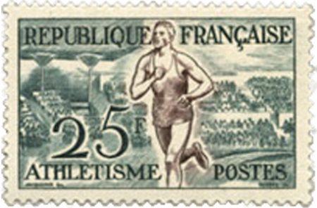ヘルシンキオリンピック フランス