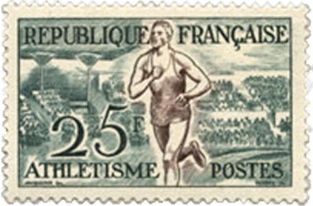 ヘルシンキオリンピック フランス(へるしんきおりんぴっく ふらんす)2