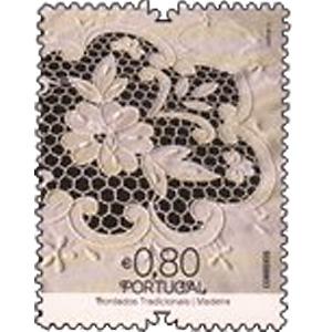 ポルトガルの刺繍切手(ぽるとがるのししゅうきって)