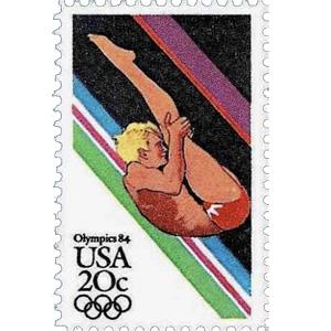 オリンピック切手