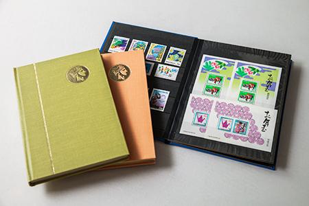 買取りに出す切手の写真