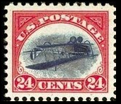 逆印刷切手