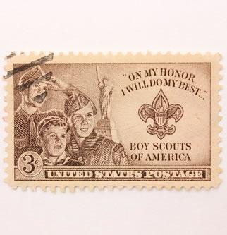 外国切手の価値