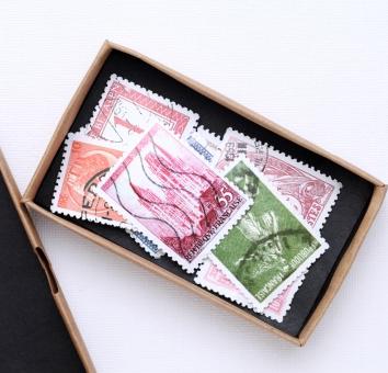 切手の換金