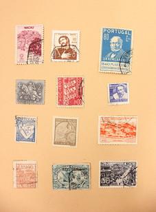 世界の切手