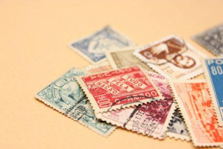 切手の種類